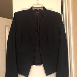 Navy Ann Taylor suit